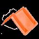 VeeBoards - Orange 10 Inch