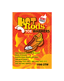 OccuNomix Hot Rods Toe Warmers