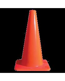 Florescent Orange Traffic Cones