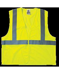 Glowear Class 2 Solid Mesh Vest