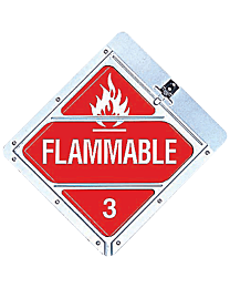 Slidemaster Aluminum Placard Holder