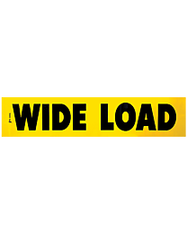 Wide Load Decal 18 Inch x 84 Inch