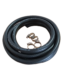 Gasoline Hose and Clamp Kit