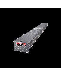 Aluminum 121.5 Inch Conduit Carrier