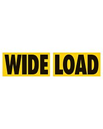 """Magnetic 2 Piece """"WIDE"""" """"LOAD"""" Sign"""