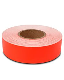 Fluorescent Orange Tape