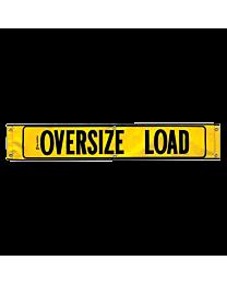 Mesh Oversize Load Banner