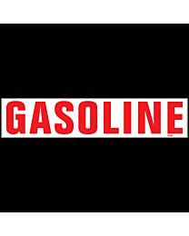 Gasoline Decals