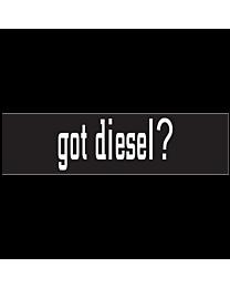 Got Diesel Decal