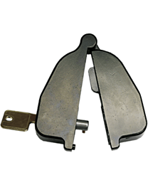 2 Inch and 3/4 Inch Drum Lock Set