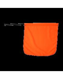 Flo-Orange Flags