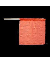 Flo-Orange Jersey Flags