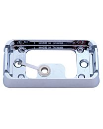 2 Inch Chrome Mounting Bracket