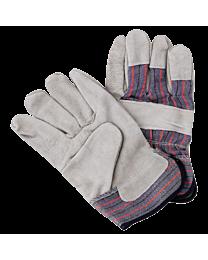 TruForce Split Leather Palm Gloves