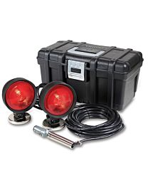 4 Inch HD Incandescent Magnetic Towing Lights
