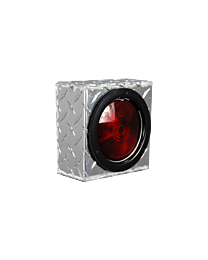 Round Light Boxes with Diamond Tread