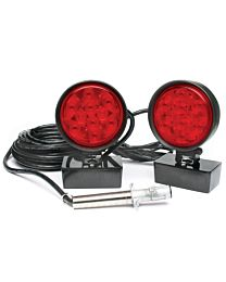 4 Inch HD LED Magnetic Towing Lights