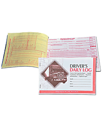 Drivers Daily Log Book