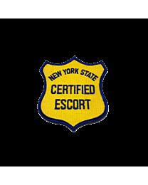New York State Escort Patch