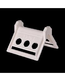 5 Inch Plastic Corner Protector - 10 Pack