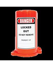 Cylinder Valve Lockout