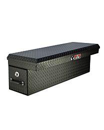 LosiderSafe Tool Boxes - 34 Inch Passenger Side w/ Black Powder Coating