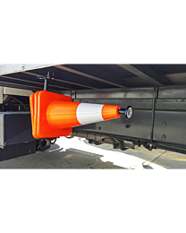 ILP Rear Facing Safety Cone Holder