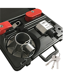 Complete Tractor Trailer Lock Kit