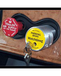 Watchdawg Locking Parking Brake Air Valve Knob