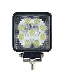 4.25 Inch x 4.25 Inch Square Work Light